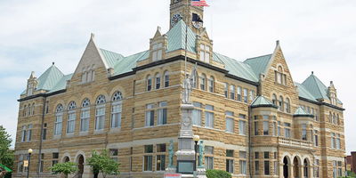 Coles County Courthouse