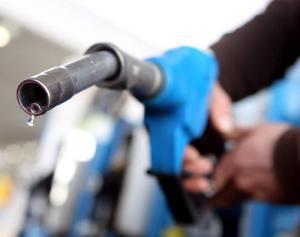 Gas pump drip