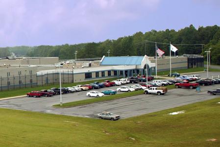 inmate in west virginia regional jail