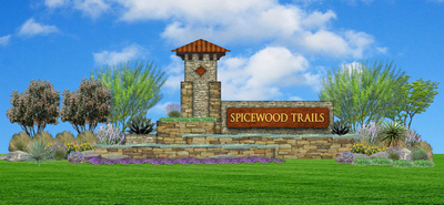 Spicewood Trails features gorgeous wooded home sites.