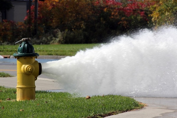 Large firehydrant