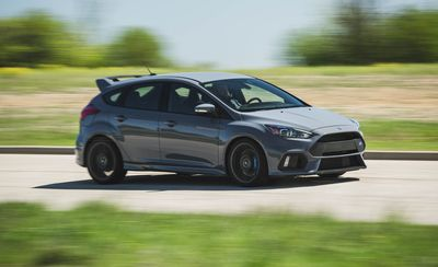 The Ford Focus RS has an enhanced voice activation for many of its systems.