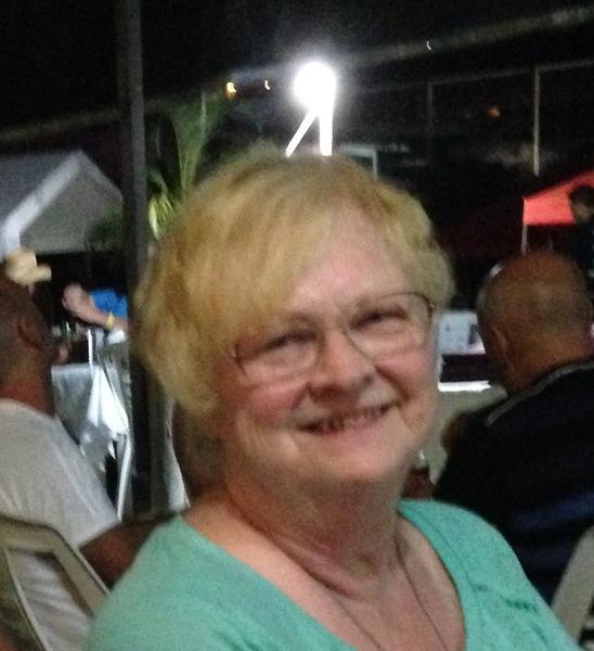 Crime Stoppers of Bolingbrook board president Janet Mollohan