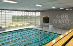 The $13 million donation will include a pool for St. Norbert College.