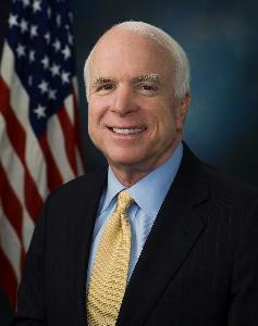 McCain has encouraged the president to approve the permanent extension of the Internet Tax Freedom Act.