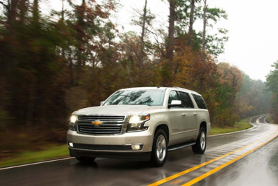 Prices for the 2016 Chevy Suburban start at $49,700.