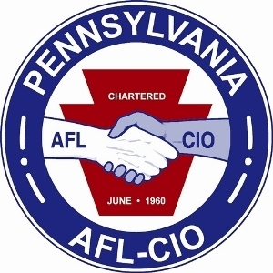 Pennsylvania AFL-CIO praises Wolf's rejection of 'garbage' budget items.