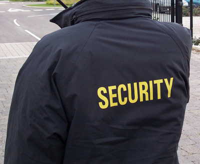 Medium security guard 1