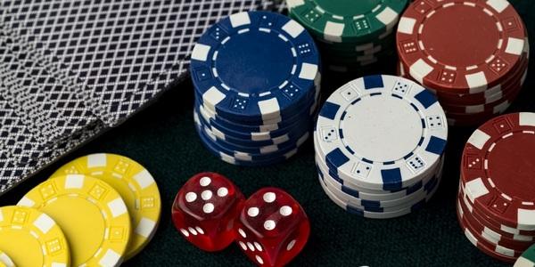 Large casino materials