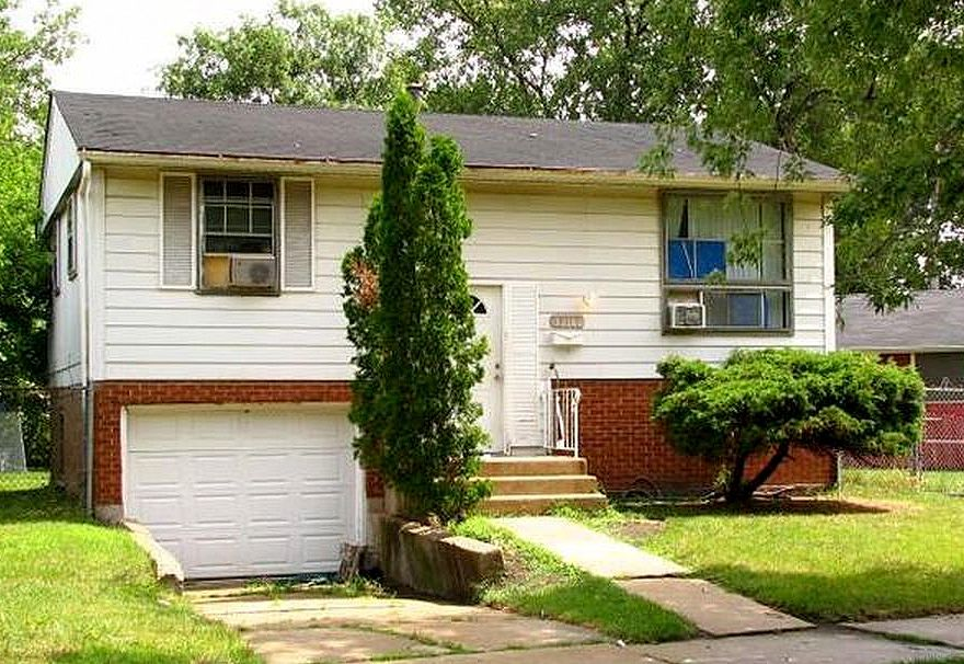 The house located at 13317 S. Riverdale, currently offered for $42.5K, had a 2016 property tax bill of $1,246.