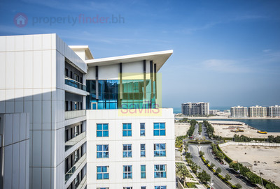 This penthouse apartment is now available in Al Reef Island