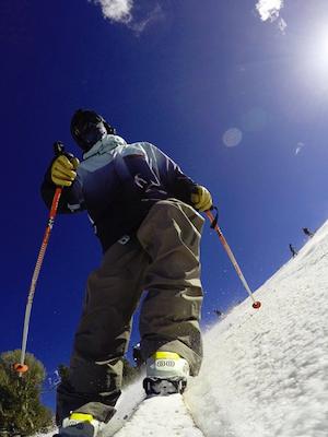 Large ski
