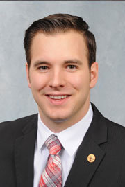 Rep. David Welter (R-Morris)