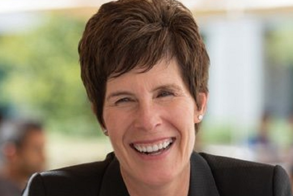 Deirdre O'Brien has worked for Apple for almost three decades.