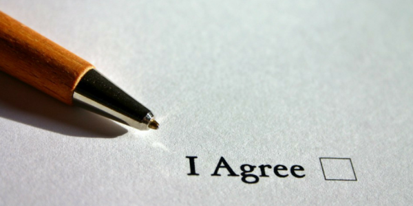 Large agreement