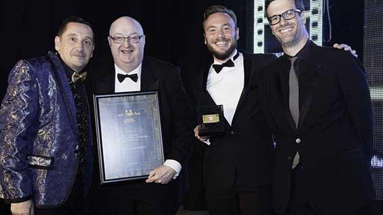 Heriot-Watt University wins two HEIST education marketing awards