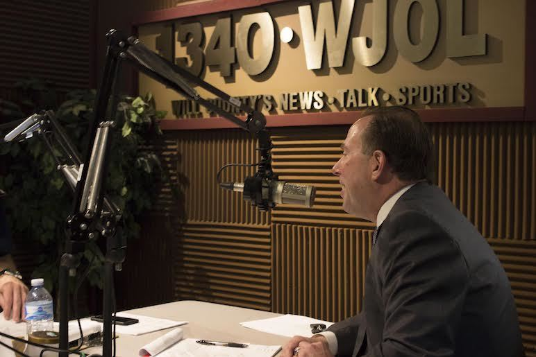 Judge Ben Braun appeared on WJOL 340 AM with host Scott Slocum to discuss his candidacy for Will County Circuit Court