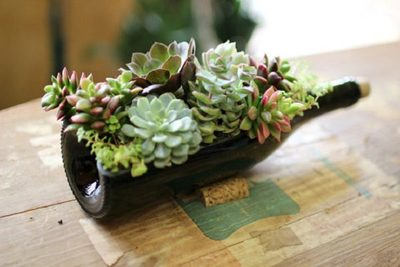Upcycling is a great way to put discarded items to better use.