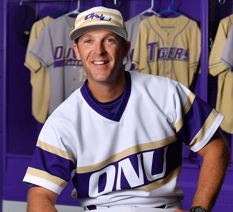 Olivet Nazarene University Head Baseball Coach Todd Reid