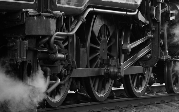 Large train