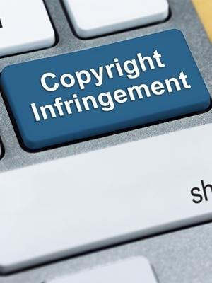 Large copyright infringement