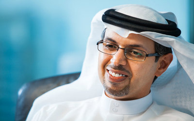 Hamad Buamim, president and CEO of the Dubai Chamber of Commerce and Industry