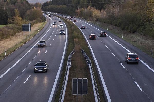 Large highway