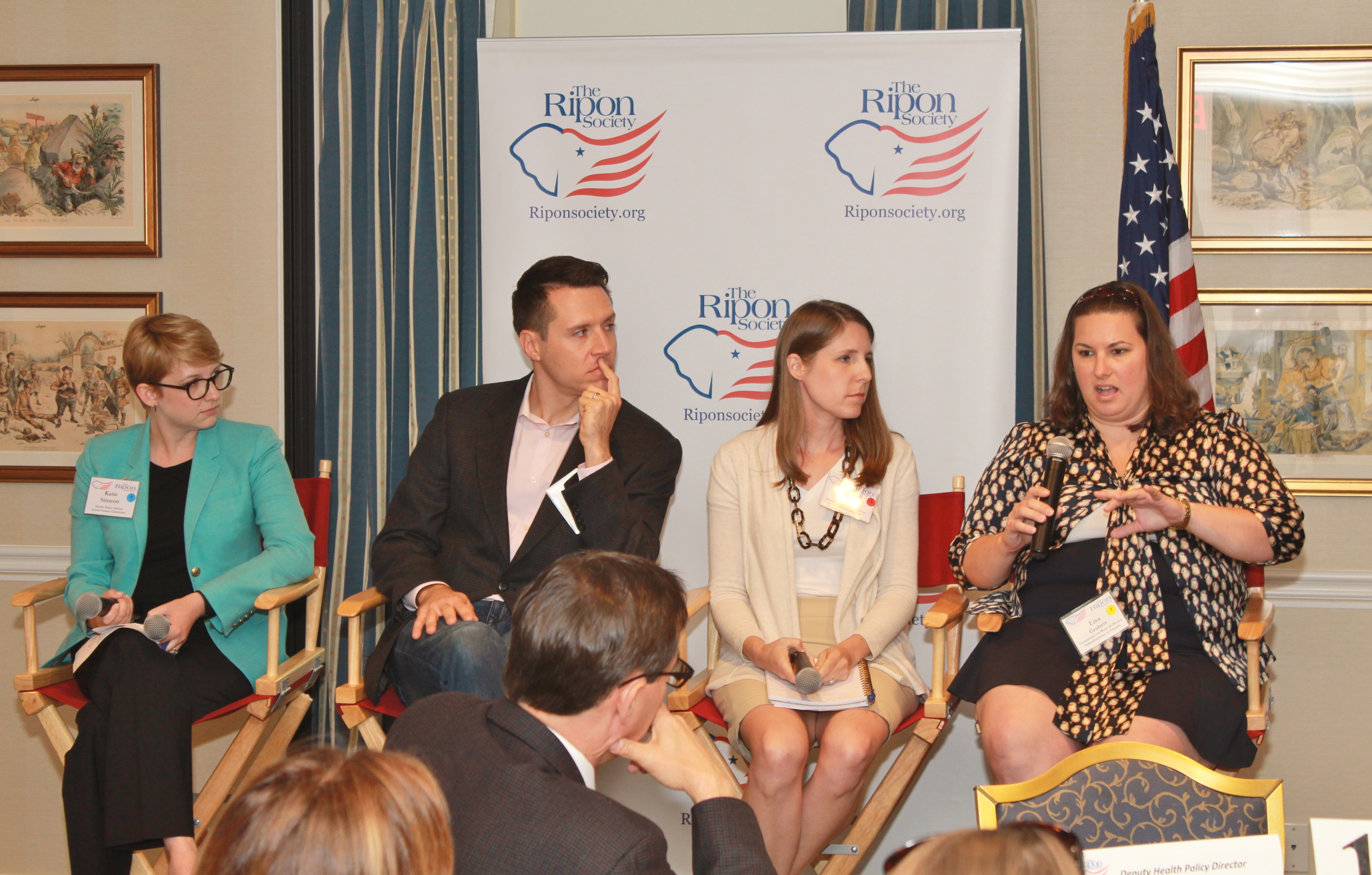 With health care premiums on the rise and concerns about coverage growing as well, the Ripon Society recently hosted a panel discussion looking at the next step in the health care debate.