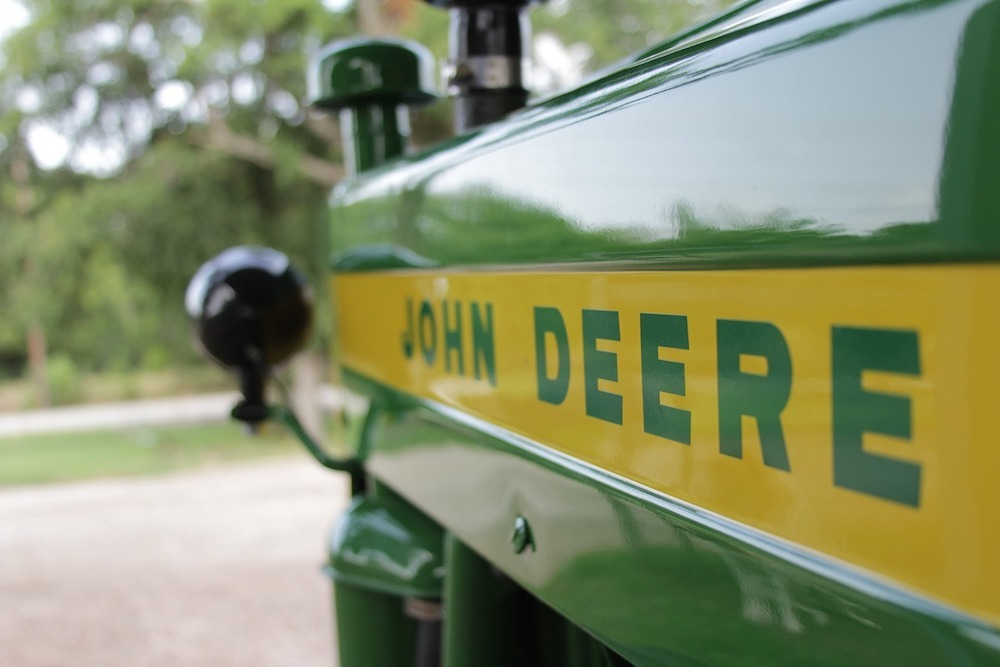 John Deere, Ford and more to be sold from Kyle Erwin Construction.