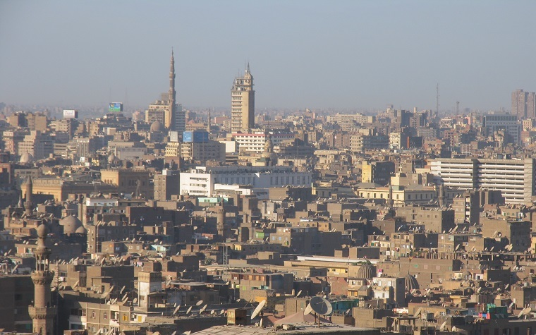 Collins International is opening an office in Cairo.