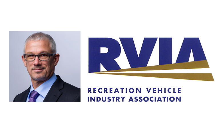 Frank Hugelmeyer will become president of the Recreation Vehicle Industry Association in October.