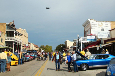 As many as 300 classic cars are expected at Bastrop's annual Veterans Weekend Car Show..