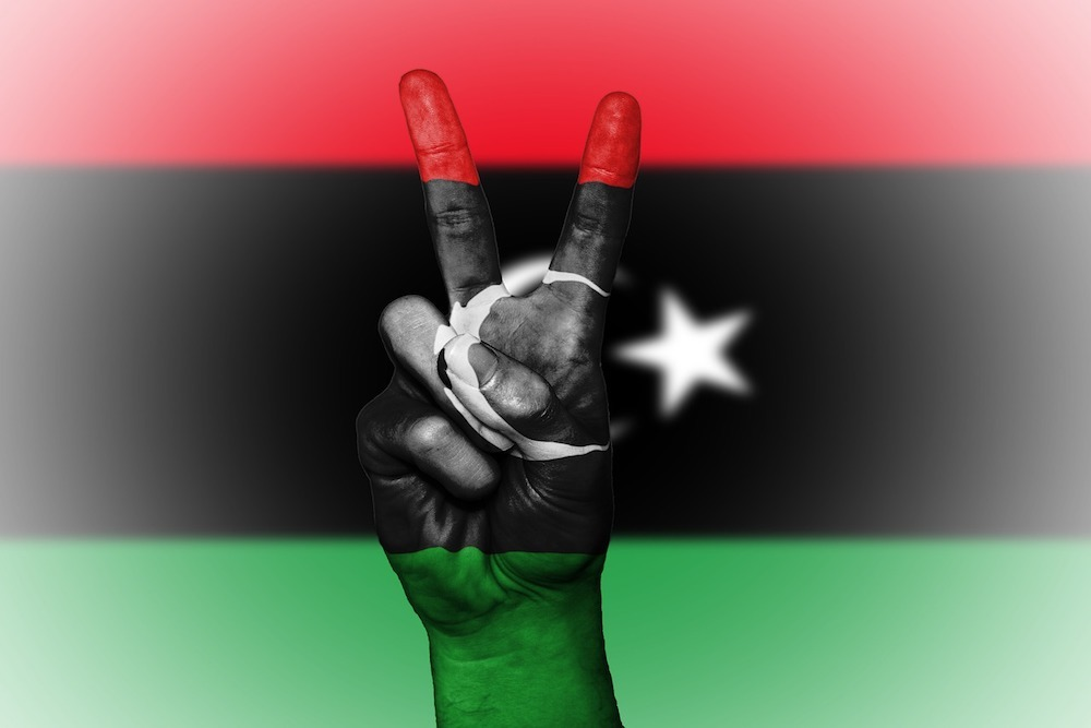 The purpose of the meeting was to discuss the state of Libya.