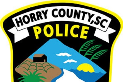 The Horry County Police Officers volunteer during the World Famous Blue Crab Festival.