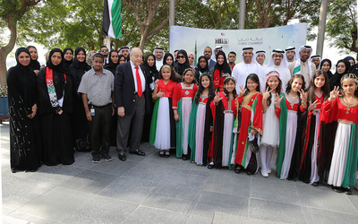 Dubai Chamber hosts celebrations for 45th UAE National Day