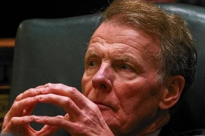 Longtime Illinois state House Speaker Michael Madigan (D-Chicago)