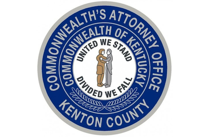Kenton County Detention Center bookings: July 22