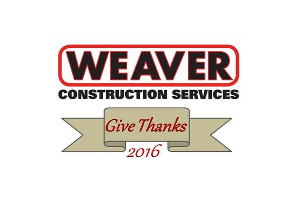 The Weaver team will prepare concrete slabs on the shelter property so it can ultimately install a shed and playground for the children staying there.