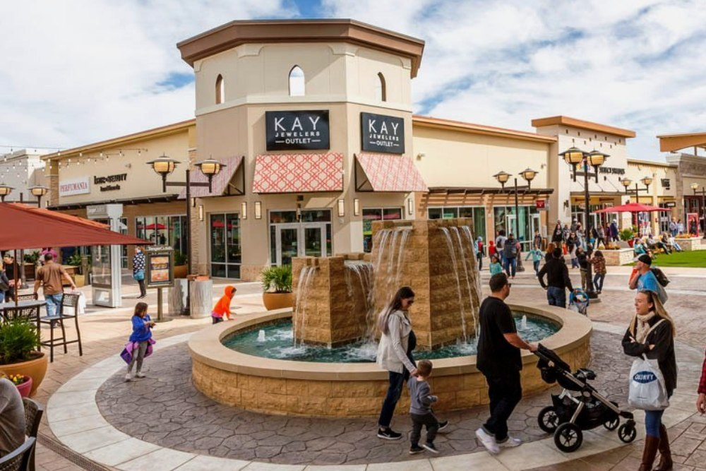Lisa Morrison has been with Tanger Outlets for more than two decades.