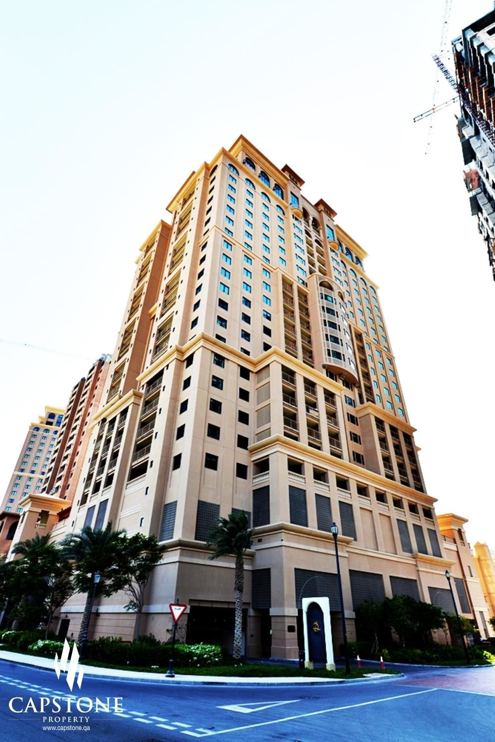 A two bedroom apartment in Tower 24 of Porto Arabia