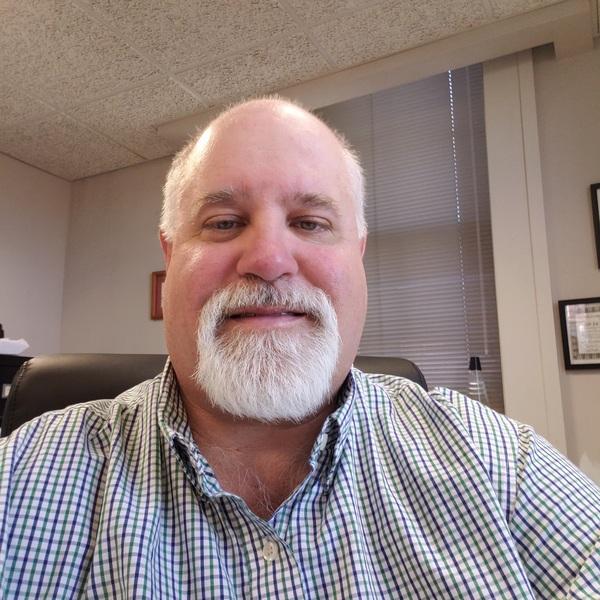 Monroe Country 911 Coordinator Mike Fausz