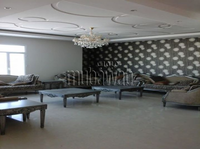A six-bedroom villa is available in Manama.