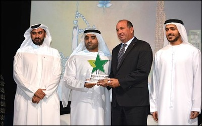 Rose Rayhaan was named the 'Most improved hotel in sustainability practices - 4 star hotel' during the Dubai Green Tourism Award 2014.