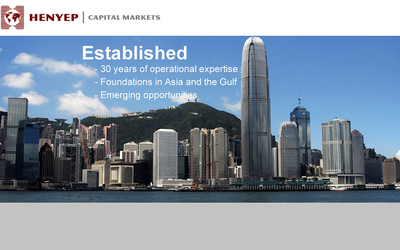 Henyep Capital Markets is the capital markets trading division of global financial conglomerate Henyep Group.