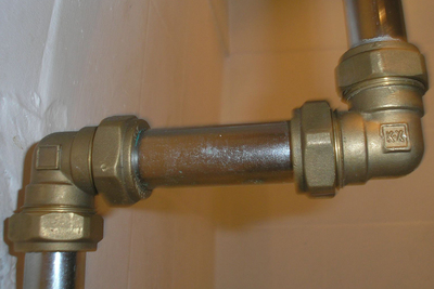 Plumbing pipes have been made in many different materials, some better than others.