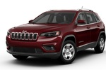 The 2019 Jeep Cherokee has improved its front-end and tailgate with its premium LED fog lamps.