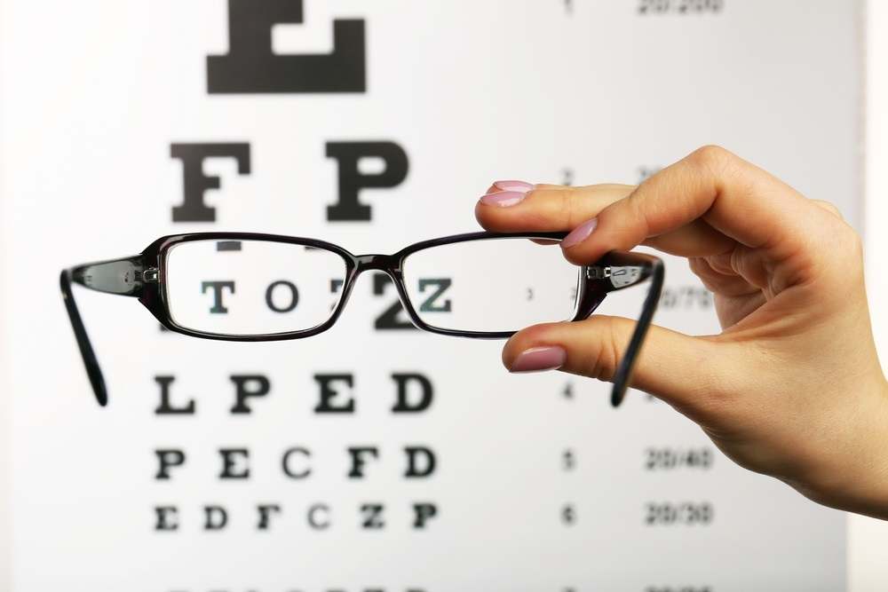 Opternative allows customers to get a new prescription for glasses and contacts from home.