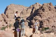 The mysteries of Petra are still being uncovered by professionals and students alike