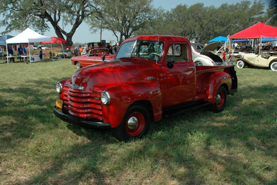 The Marble Falls Main Street Car Show generally draws approximately 100 cars to the small community northwest of Austin.