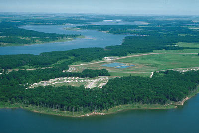 Shelbyville Lake, Illinois